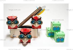 Конструктор Makedo «Базовый комплект для творчества», 65 деталей, КТ01-002, toys.com.ua
