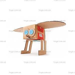 Конструктор Makedo «Базовый комплект для творчества», 65 деталей, КТ01-002, toys