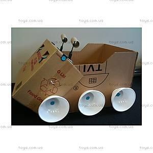 Конструктор Makedo «Подумай и сделай автомобиль», 57 деталей, FM01-004, фото