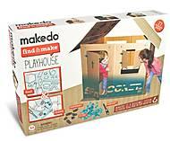 Конструктор Makedo «Подумай и сделай домик», 77 деталей, FM01-005, фото