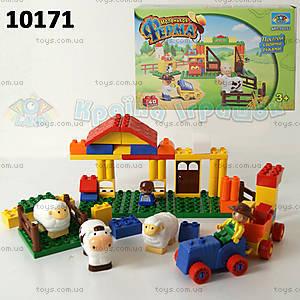 Конструктор «Маленькая ферма», 40 элементов, 10171