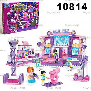Конструктор «Маленькая принцесса», 430 элементов, 10814