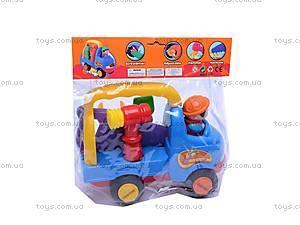 Конструктор-машина, 8856, игрушки