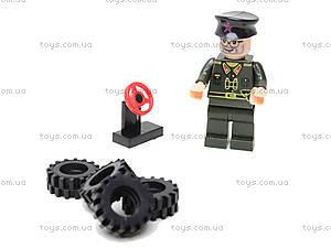 Конструктор «Машина», 33 элемента, 824, детские игрушки