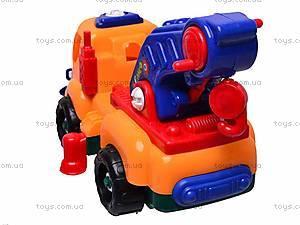 Конструктор «Машина» с отверткой, 6789-1, купить