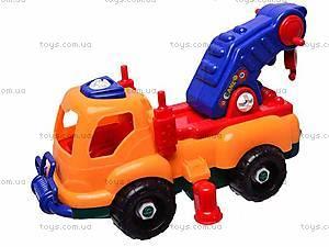 Конструктор «Машина» с отверткой, 6789-1, цена