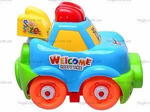 Конструктор «Машинка» для малышей, 5323, купить