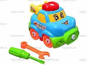 Конструктор «Машинка» для малышей, 5323