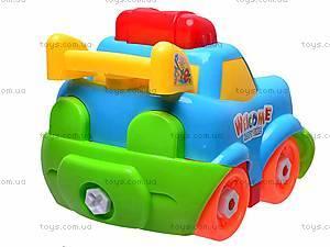 Конструктор «Машинка» для малышей, 5323, цена