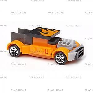 Конструктор Mega Bloks «Машинка Hot Wheels 3 в 1», CNF33, купить
