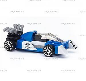 Конструктор Mega Bloks «Машинка Hot Wheels 3 в 1», CNF33, фото