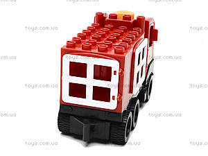 Конструктор-машинка «Пожарная», 01388823, купить