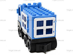 Конструктор-машинка «Полиция», 01388822, купить