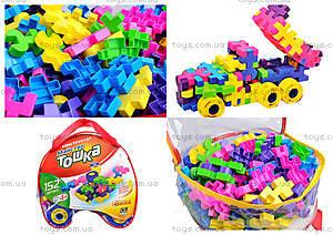 Конструктор «Мастер Тошка», 152 деталей, , toys