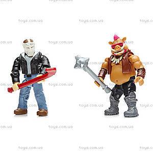 Конструктор Mega Bloks «Атака байкеров» из фильма «Подростки-мутанты Черепашки-ниндзя 2», DPW10, купить
