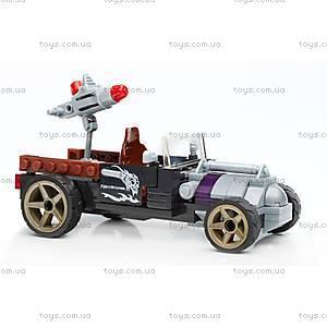 Конструктор Mega Bloks «Гоночный автомобиль Донни» серии «Черепашки-ниндзя», DMX52, купить