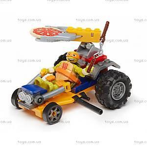 Конструктор Mega Bloks «Ниндзя-рейсер» серии «Черепашки-ниндзя», DMX36, магазин игрушек