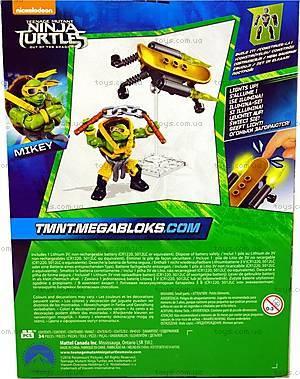 Конструктор Mega Bloks «Супертрюки» из фильма «Подростки-мутанты Черепашки-ниндзя 2», DPF74, отзывы