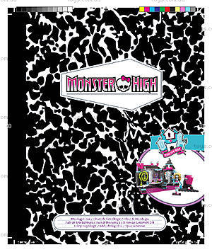 Конструктор Mega Bloks «Урок укусологии в Монстер Хай», DKY23, фото