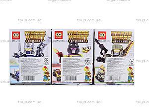 Конструктор для детей Merge Robot, MX-J10, купить