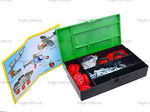 Конструктор для детей «Милитари», 0618, отзывы
