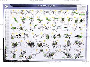 Детский металлический конструктор «Вертолет», 816B-146ES24647, купить