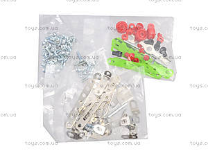 Металлический конструктор «Самолёт», 146 деталей, 816B-22, магазин игрушек