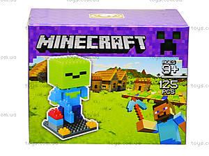 Конструктор Minecraft, 126 деталей, 1017, купить