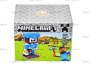 Детский конструктор Minecraft, 164 деталей, 1013, купить