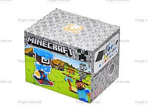 Детский конструктор Minecraft, 164 деталей, 1013, отзывы