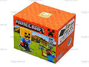 Конструктор для детей Minecraft, 165 деталей, 1016, фото