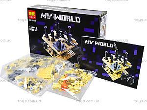 Конструктор Minecraft «Край», 440 деталей, 10173, фото