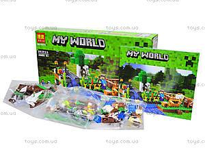 Детский конструктор «Моя ферма», 262 детали, 10175, фото