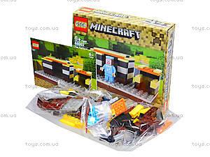 Конструктор Minecraft, 84 деталей, 44002, купить