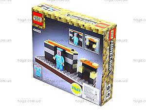 Конструктор Minecraft, 84 деталей, 44002, фото
