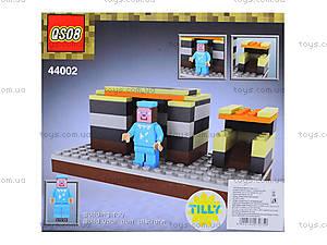 Конструктор Minecraft, 84 деталей, 44002, цена