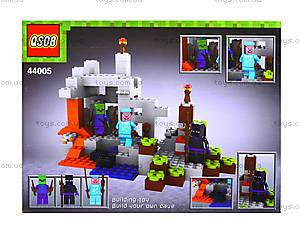 Конструктор Minecraft, 267 деталей, 44005, отзывы