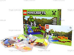 Детский конструктор Minecraft, 232 деталей, 44006, фото
