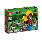 Конструктор «Minecraft Cubeworld» (615 деталей), 18039