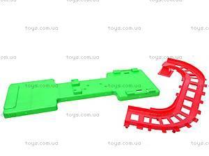 Конструктор «Мини-поезд», 181-5, игрушки