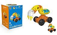 Конструктор «Modulmax» Экскаватор, HC213770, отзывы