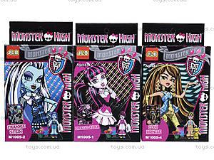 Детский конструктор Monster High, 1005-16
