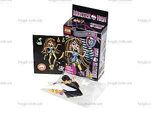 Детский конструктор Monster High, 1005-16, игрушки
