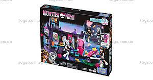 Конструктор Monster High Mega Bloks «Школьная страшнотерия», DKT93, отзывы