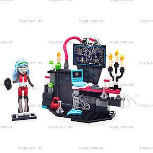 Игровой набор Mega Bloks Monster High «Монстро-хобби», CNF79, фото