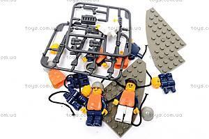 Конструктор «Морской флот», 577 элементов, 10615, детские игрушки