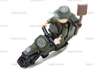 Конструктор «Мотоцикл», 19 элементов, 829, toys