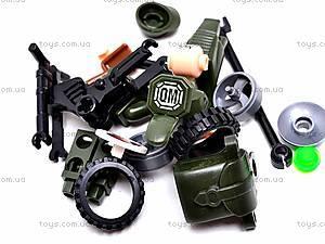 Конструктор «Мотоцикл», 19 элементов, 829, цена