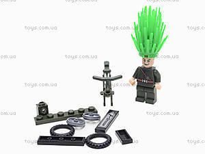 Конструктор «Мотоцикл», 20 элементов, 827, toys.com.ua