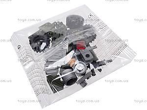 Конструктор «Мотоцикл», 24 элемента, 802, отзывы